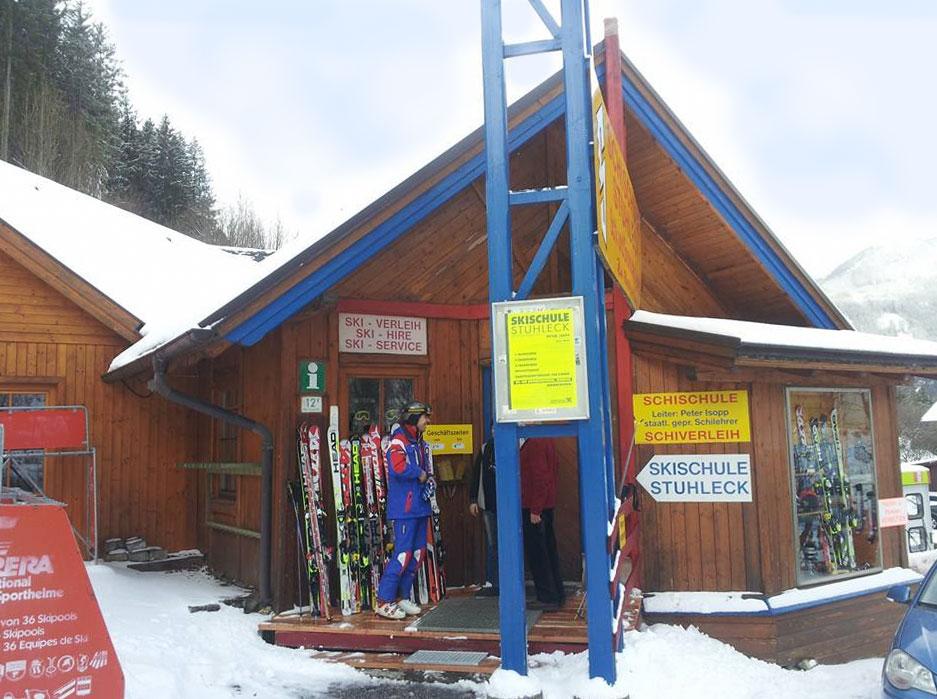 Skischule Stuhleck
