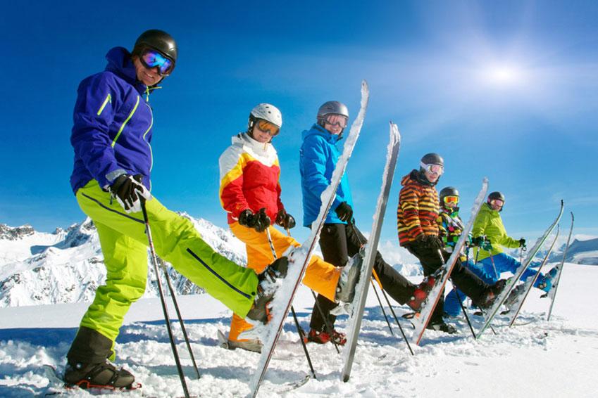 Skikurse Erwachsene