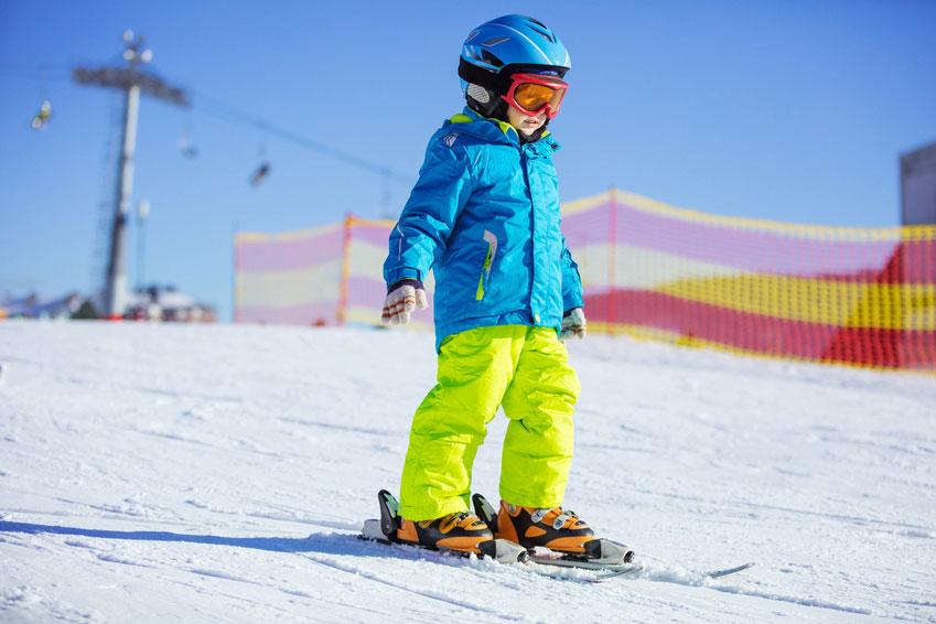 Skikurse Kinder